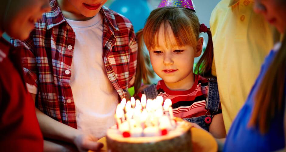 детский праздник ешка