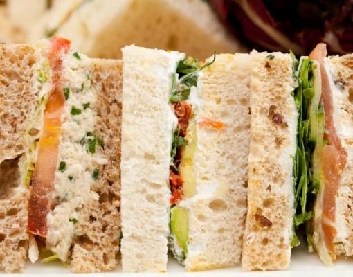 клаб-сэндвич микс