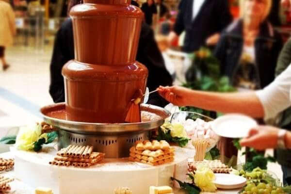 ЕШКА шоколадный фонтан