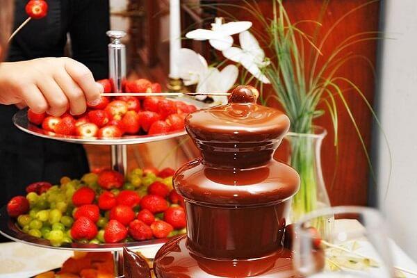 Шоколадный праздник