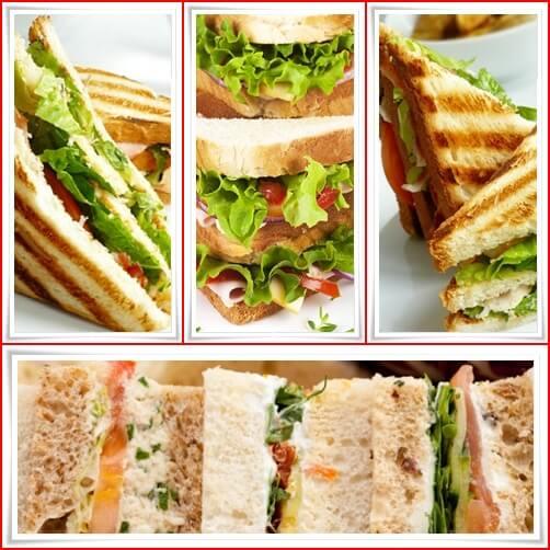 Сэндвич сет №7