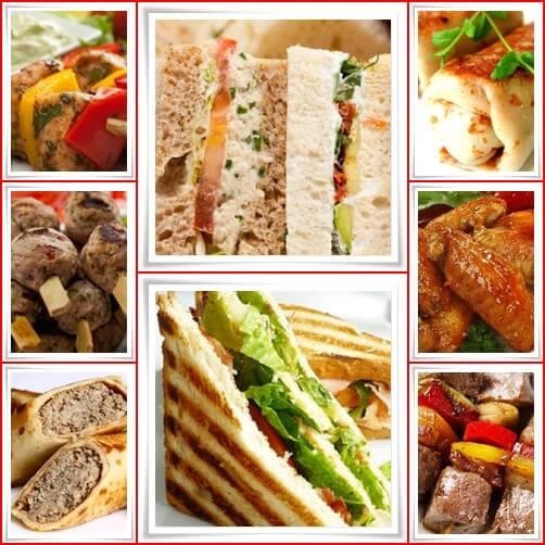 Сэндвич сет №9