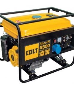Генератор бензиновый 6500