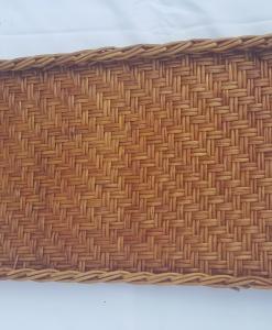 Корзина плетеная 60/33см