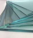 Блюдо прямоугольное стеклянное