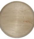 Блюдо деревянное D-30см