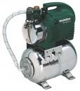 Насосная станция. Используется для подачи воды из резервуара. Подключение воды к пароконветомату.