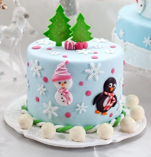 Выпечка фото торты с новый год