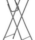 Описание Стол коктейльный 110см/80см. Материал столешницы — пластик. Каркас — метал.