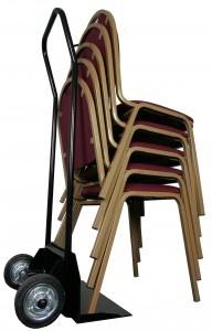 Тележка для транспортировки стульев