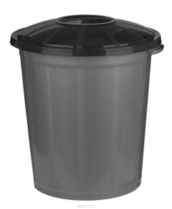 Ведро мусорное 60л