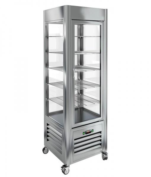 Витрина Холодильная Стеклянная 700л