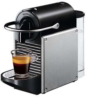 Кофемашина капсульная