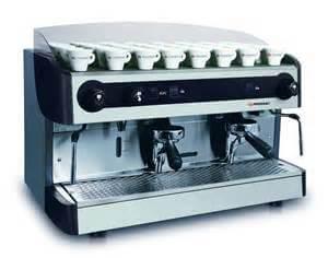 Кофемашина 2х-рожковая.
